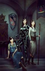 Sisters by Redan23