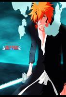 Ichigo under water by increass42