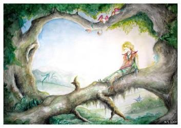 The Dream of the Dreams by Nidra-san