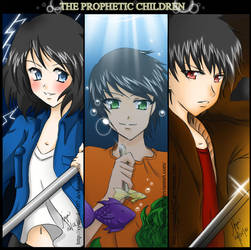 -The Prophetic Children- by LMPandora