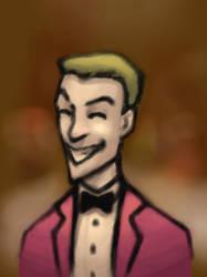 The Joker by vroomvro0om