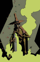 Scarecrow by Nekr0ns