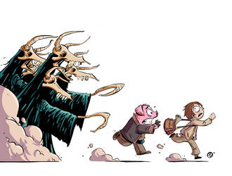 Time Bandits by Nekr0ns