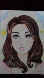 Look into my eyes by MizuhiraYumiko