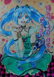 Let's sing together!!! by MizuhiraYumiko