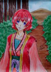Akatsuki no Yona by MizuhiraYumiko