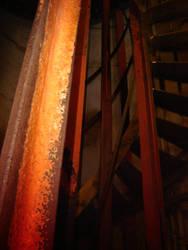 Stairs by Brimstone-hound