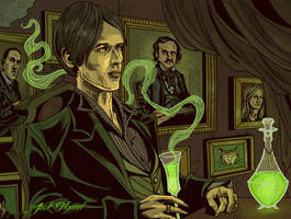 DORIAN GRAY by aquiles-soir