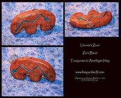 LZ Zuni Bear 1 by leopardwolf