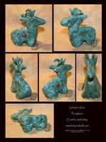 LZ Pronghorn Fetish by leopardwolf