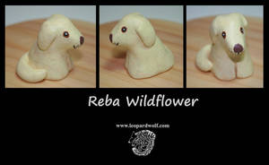 Reba Wildflower Sculpt - For Ashley by leopardwolf