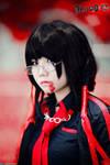 Cosplay : Kisaragi Saya - Blood-C by MaxLy