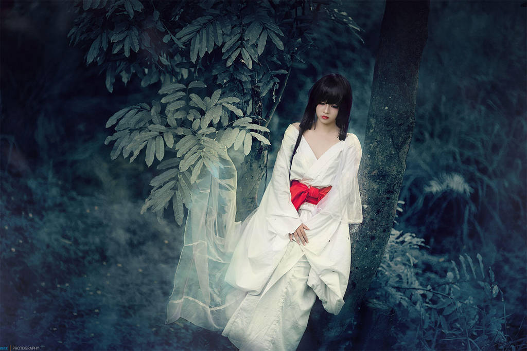 Cosplay Yuki Onna By Maxly On Deviantart