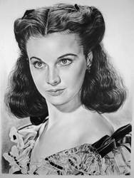 Vivian leigh- Golden Era 4 by Hongmin