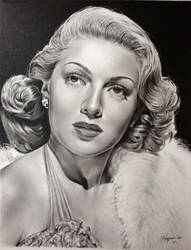 Lana Turner- golden era 5 by Hongmin