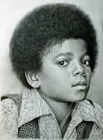 Michael Jackson 1 by Hongmin