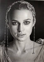 Keira Knightley by Hongmin