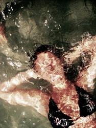 feeling the sun underwater by rebela-wanted