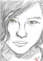 chloe moretz 3 by joandearc