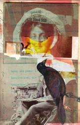 Black bird, black bird, do you caw for me? by nodah