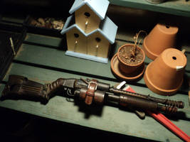 Bioshock Inspired Jack's Shotgun by Zainin-El-WhiteDemon