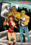 Streets of Rage by violencejack666