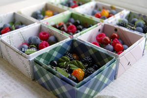 Berry bracelets by Nozomi21