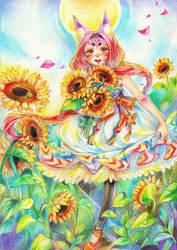 Summer by Princess--Ailish