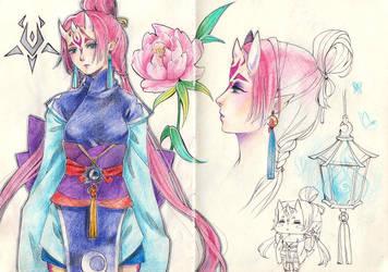 Yuin by Princess--Ailish