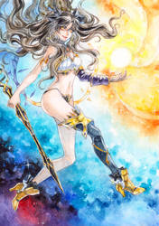 Ishtar by Princess--Ailish