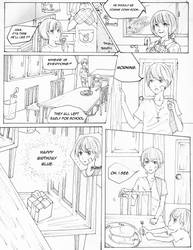 Paradoxx Page 1 by Ariyu-like
