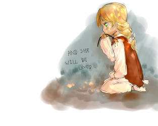 And She Will Be Loved... by Ariyu-like