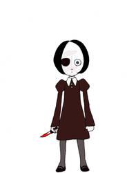 goth girl by takena-n