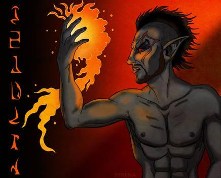 Teldryn Sero by SlayerSyrena