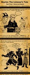 Skyrim The Listener's Tale Part Three by SlayerSyrena