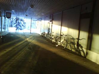 Winter light 1 by Triae