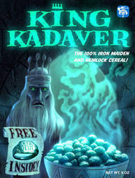 King Kadaver by kreeper1313