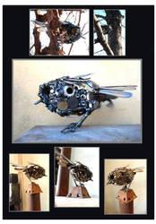 mETAL Bird by kdr