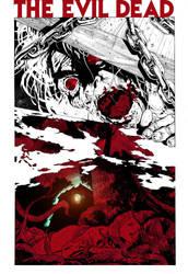 THE EVIL DEAD by marcocastiello