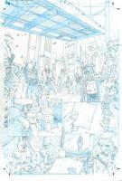 Star Wars Rebel Heist #1 page1 by marcocastiello