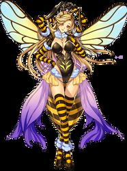 53. Queen the Queen Bee by Fu-reiji