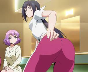 The butt vaccum by Fu-reiji