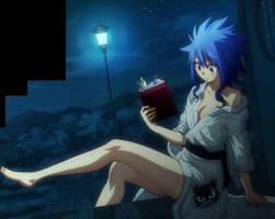 Levy reading by Fu-reiji
