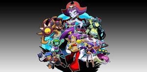 Shantae  Half-Genie Hero wallpaper by Fu-reiji