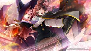 Sisters 1 by Fu-reiji