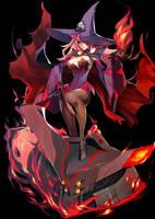 Nine The Phantom by Fu-reiji