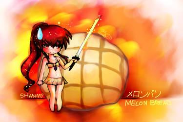 Melon Pan no Shana by WendySakana