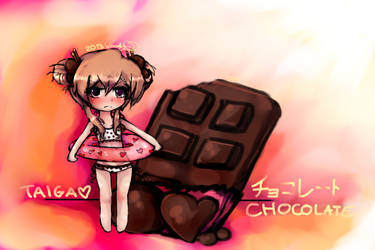 Choco Taiga by WendySakana