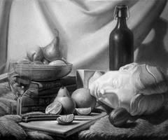 Still Life with Stout by WoodyLWG