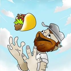 Izza Taco! by DevianJp824